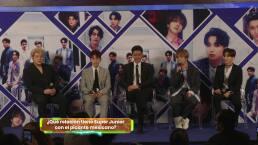 Así fue la experiencia de Super Junior y el picante en México