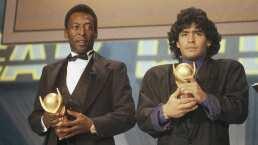 El conmovedor mensaje de Pelé tras la muerte de Maradona