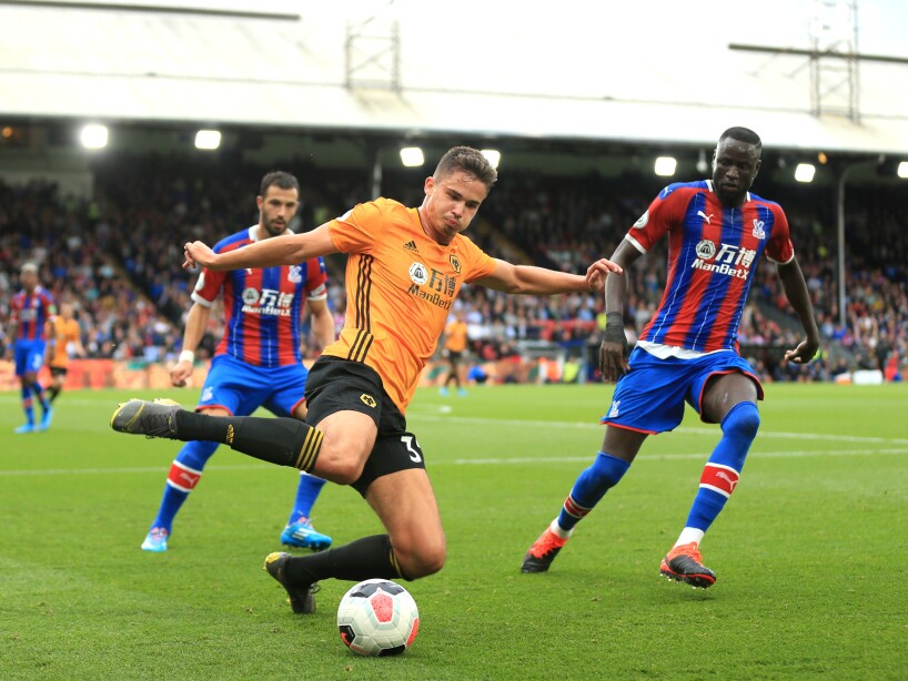 Crystal Palace v Wolverhampton Wanderers - Premier League