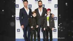 Con Permiso: Federico Díaz niega que los hijos de Ricky Martin sean suyos, 'ese era Eduardo Verástegui'