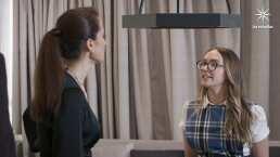 Hija de Andrea Legarreta recibe su primera cachetada de telenovela y fans piden que protagonice melodrama