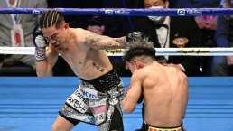 Boxeador afrontará sanción por no ocultar su tatuaje
