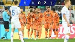 Juventus no extrañó a CR7; Álvaro Morata da triunfo ante Dynamo Kiev
