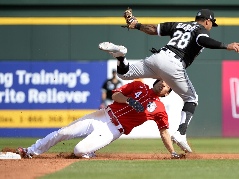 Chicago White Sox v Cincinnati Reds
