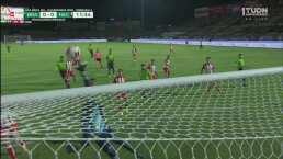 ¡Gran atajada! Malagón le quita el gol cantado a FC Juárez