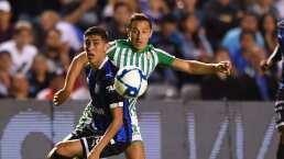 Andrés Guardado reconoció que le costó mantener el ritmo en el choque ante Querétaro