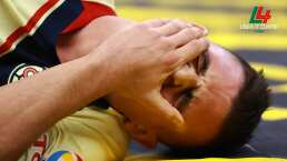 ¡Terrible! Estas son las lesiones de Nicolás Benedetti