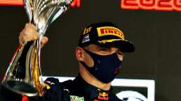Max Verstappen cerró con victoria la temporada de la F1