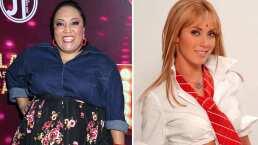 """Michelle Rodríguez se transforma en Mía Colucci con todo y uniforme de 'Rebelde': """"Qué difícil es ser yo"""""""