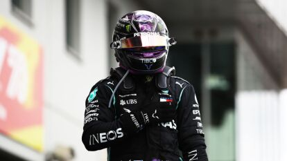 ¡Histórico! Lewis Hamilton iguala a Michael Schumacher