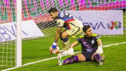 Las espectaculares imágenes de la Liga BBVA MX, J9   América se mantiene en la competencia de la cima, aunque los Pumas de la UNAM ya son líderes del Guard1anes 2020.