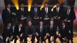 Puyol sentencia que Balón de Oro es para goleadores y no Xavi e Iniesta