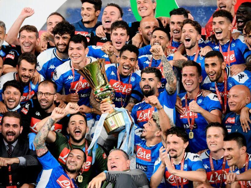 FBL-ITA-CUP-NAPOLI-JUVENTUS-HEALTH-VIRUS