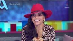 Ana Bárbara comparte triste anécdota de la primera vez que su hijo le dijo 'mamá' y hace dueto con Cynthia Urías