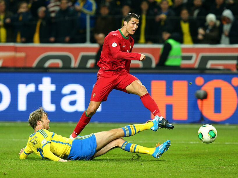 Sweden v Portugal - FIFA 2014 World Cup Qualifier: Play-off Second Leg