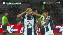 ¡Pinta para goleada! 'Poncho' González fusila a Palos para el 0-2
