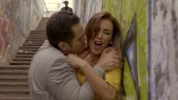 Mario y María descubren su mutua infidelidad