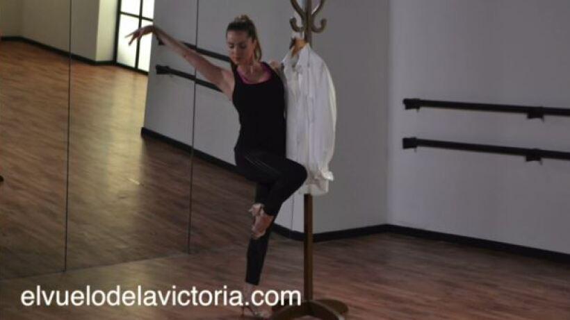 Detrás de cámaras: El talento de Luz Clarita