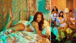 El desfile de la marca de lencería de Rihanna será transmitido por televisión