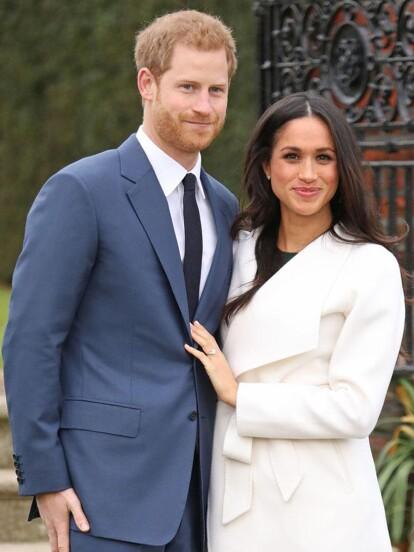 El 27 de noviembre de 2017, Meghan Markle y el Príncipe Harry, quinto en la línea de sucesión al trono, hicieron oficial su compromiso, cuya boda se celebró el 19 de mayo de 2018 en el Castillo de Windsor frente a 600 invitados, además que el enlace fue transmitido a todo el mundo.