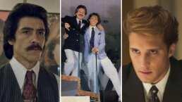 Así se vería 'Luis Miguel, La Serie' si hubiera sido grabada con las caras reales del cantante y Luisito Rey