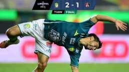 La Fiera venció 2-1 al Atlas con brillante actuación de Navarro