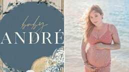 """""""Su nombre es André"""": Sherlyn revela el significado tan especial por el cual llamará así a a su bebé"""