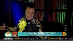 Museo de Juan Gabriel suspendido