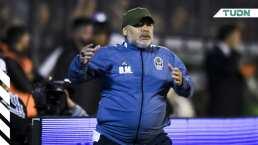 Maradona manda a siete jugadores del Gimnasia a las reservas