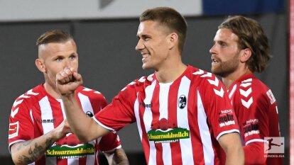 Friburgo sorprendió y venció a Monchengladbach   Petersen anotó el solitario gol del encuentro que le dio la victoria a los locales.