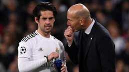 ¡Puuuuuuuuuuuuuum! Isco es captado criticando a Zidane