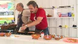 Carlos Miguel: Villano de telenovelas abre su puesto de tacos