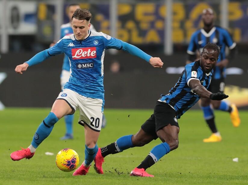 FC Internazionale v SSC Napoli - Coppa Italia: Semi Final