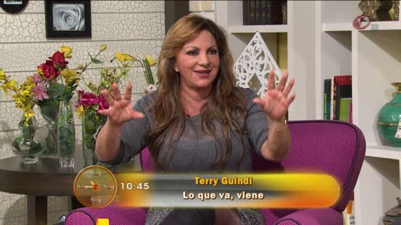 Terry Guindi: Lo que va, viene