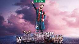 Título 35 para Messi y máximo ganador de Copa del Rey