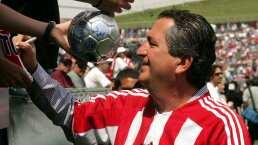 Matías Almeyda no olvidó el cumpleaños de Jorge Vergara