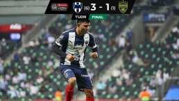 Monterrey también baila sin el 'Vasco'