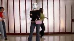 Al estilo Mean Girls, así sería la reacción del mundo ante las noticias de Anonymous y la cuarentena