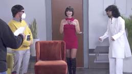 Graciela escapa con su maestro de yoga y Basilio arde en celos en el sketch de 'Cuéntamelo ya!... Al fin'