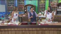 El Chef Omar Sandoval deja al descubierto a Cynthia Urías ante miles de televidentes