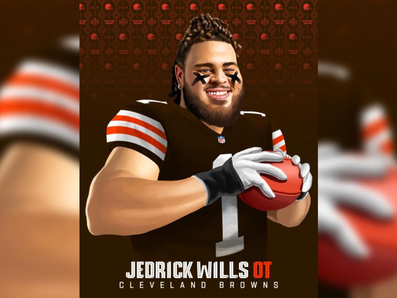 Jedrick Willis, NFL Draft, 1.png