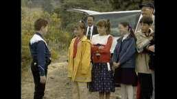 C91: Daniela y la pandilla buscan a Martín