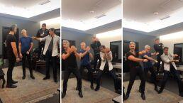 Lisardo Guarinos, Agustín Aranda y Ricardo Crespo te harán suspiran cuando los veas bailar en TikTok