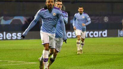 Manchester City pasa de ronda como primer lugar de su grupo, sin haber perdido un solo encuentro.