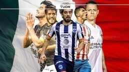 Los 45 mexicanos que disputarán la MLS 2020