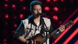 Jobim canta 'Pídeme' en La Voz... México