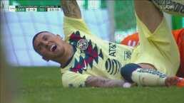 Nico Castillo se fractura en choque con Lajud