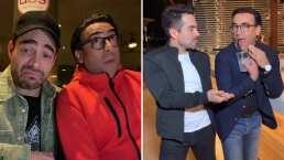 Aunque Adal Ramones se niega a tener TikTok, Omar Chaparro asegura que podría ser un buen tiktoker