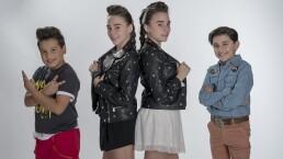 """Luis Ángel, Roger Pascoe, y Valentina y Regina Pérez cantan """"Nunca voy a olvidarte"""""""
