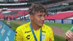 Betuel Sánchez no se molestó por ser sustituido